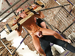 sebastian kane kenzie mitch handjob bondage fetish domination masturbation twinks brown hair shaved uncut average dick short young jerked huge load location british blindfold cock ball torture humiliati