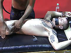 restraints tattoos interracial crop
