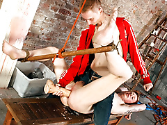ashton bradley levi stephans handjob bondage fetish domination tattoos masturbation twinks toys shaved trimmed skinny uncut large dick short hair young play jerking location british cock ball tortur